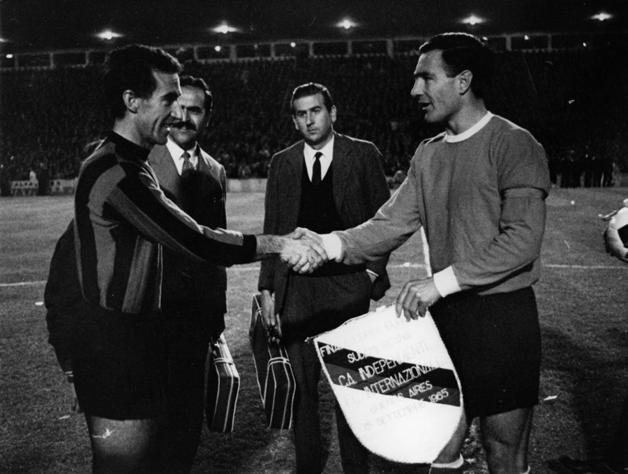 55 years ago, Inter's second Intercontinental Cup