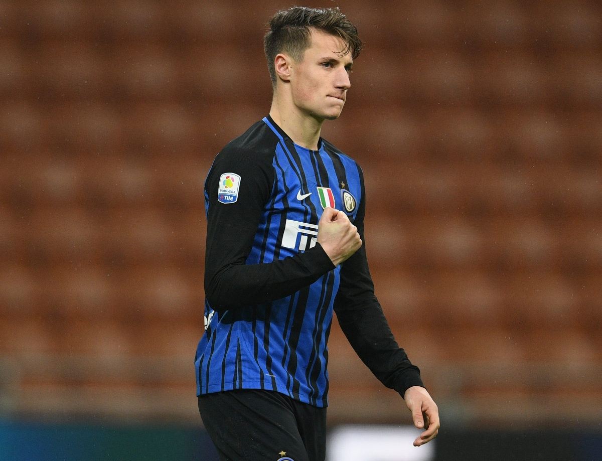 Andrea Pinamonti is an Inter player