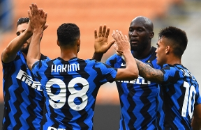 Countdown to Inter's first competitive action of the season