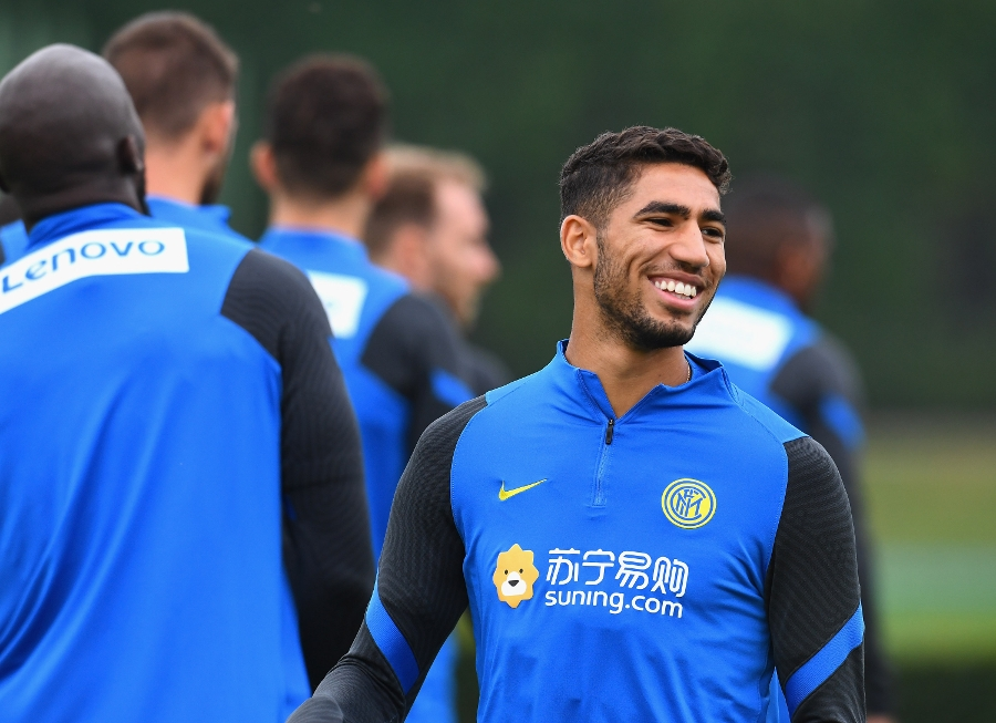 Two days until Inter vs. Fiorentina: the photos from today's training