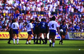 SNAPSHOTS | Inter vs. Fiorentina and the record season of 1989
