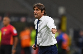 "Conte: ""Our attacking play was good, but we need to be more balanced"""