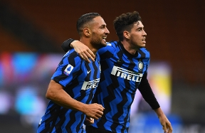 InterNationals, six Nerazzurri involved in friendly fixtures