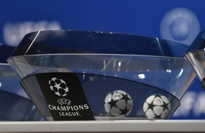 Champions League group stage draw 2020/21