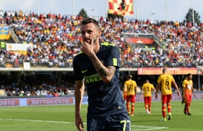 SNAPSHOTS | Inter's first visit to Benevento and Brozovic's brace
