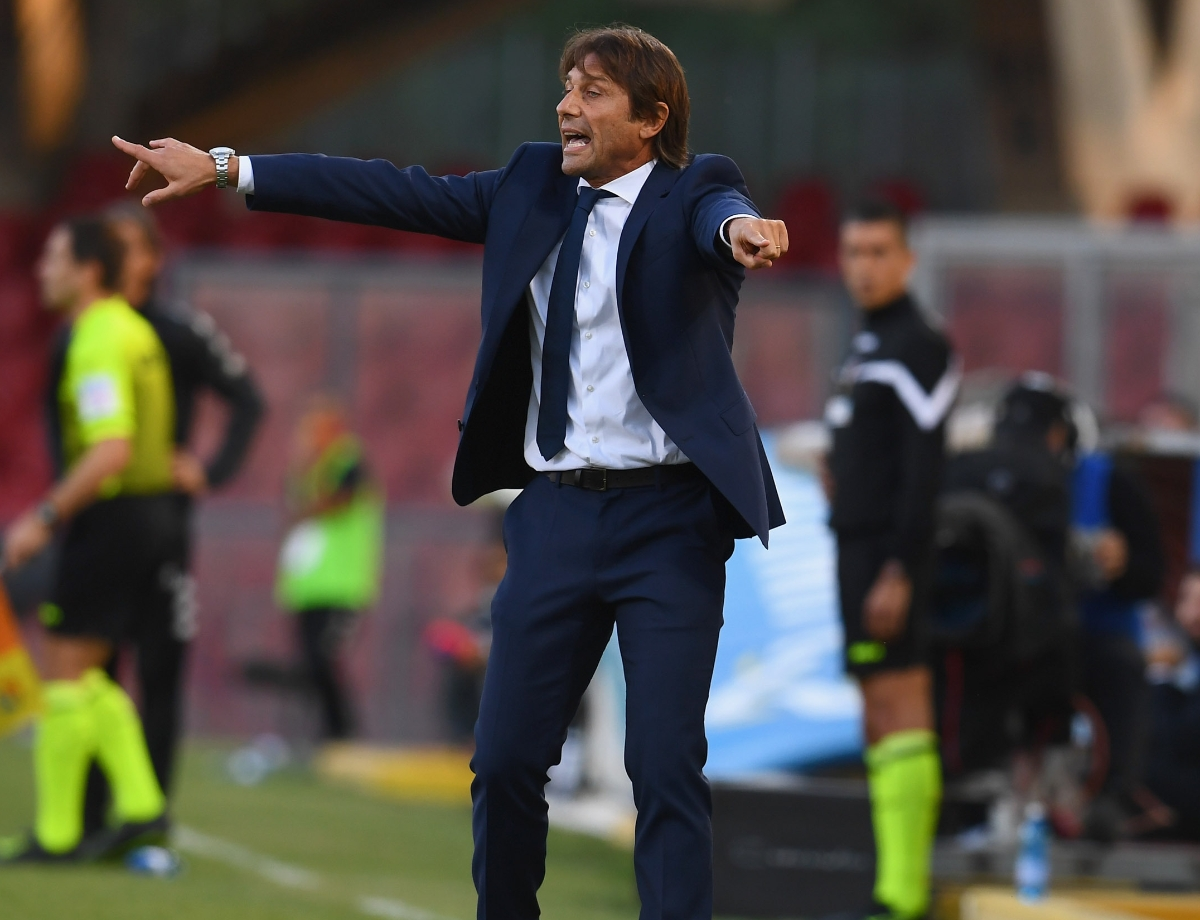 """Conte: """"We're all on the same page. It's a long road ahead but we've gained credibility"""""""