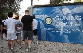 Inter College opens: a dedicated school for youngsters from the Nerazzurri academy