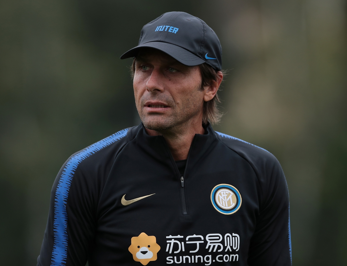 """Conte: """"I'm not worried, this is a team with a great mentality"""""""