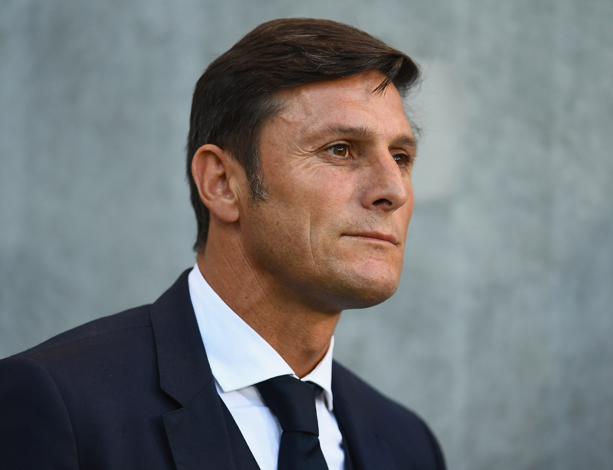 "Zanetti: ""Even group with big games. Need to concentrate"""