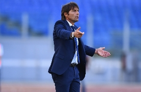 "Conte: ""This performance makes us aware that we're on the right path"""