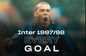 All Inter´s goals of the 1997/8 season | VIDEO