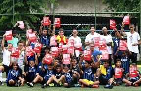 Inter Campus for diversity, united against racism