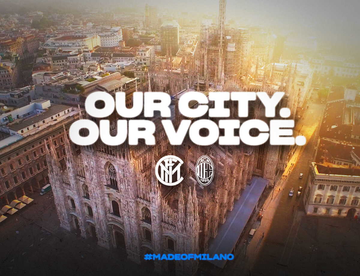 Our city, our voice: the voices of the fans and the sound of Impazzisco per te