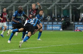 Inter 1-2 Milan, the Nerazzurri can't pull off a comeback