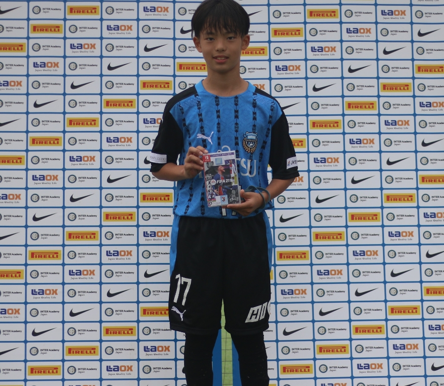 A great success for the Inter Academy Japan Cup!