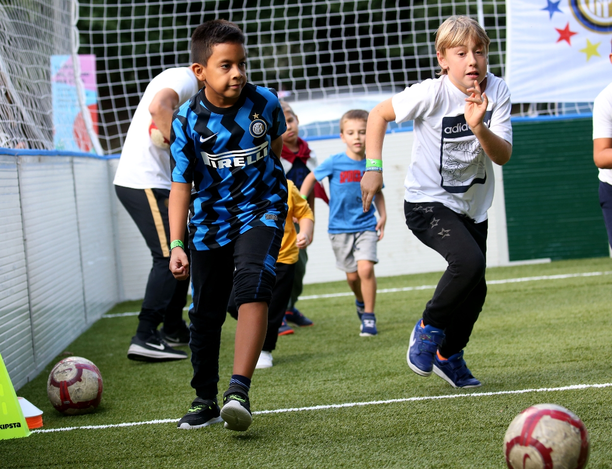 Inter Campus and Milan's playgrounds