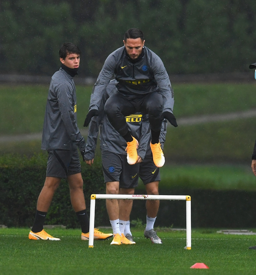 Shakhtar Donetsk vs. Inter: the Nerazzurri's final session | PHOTOS