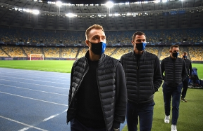 From Milan to Kyiv: the Nerazzurri's day
