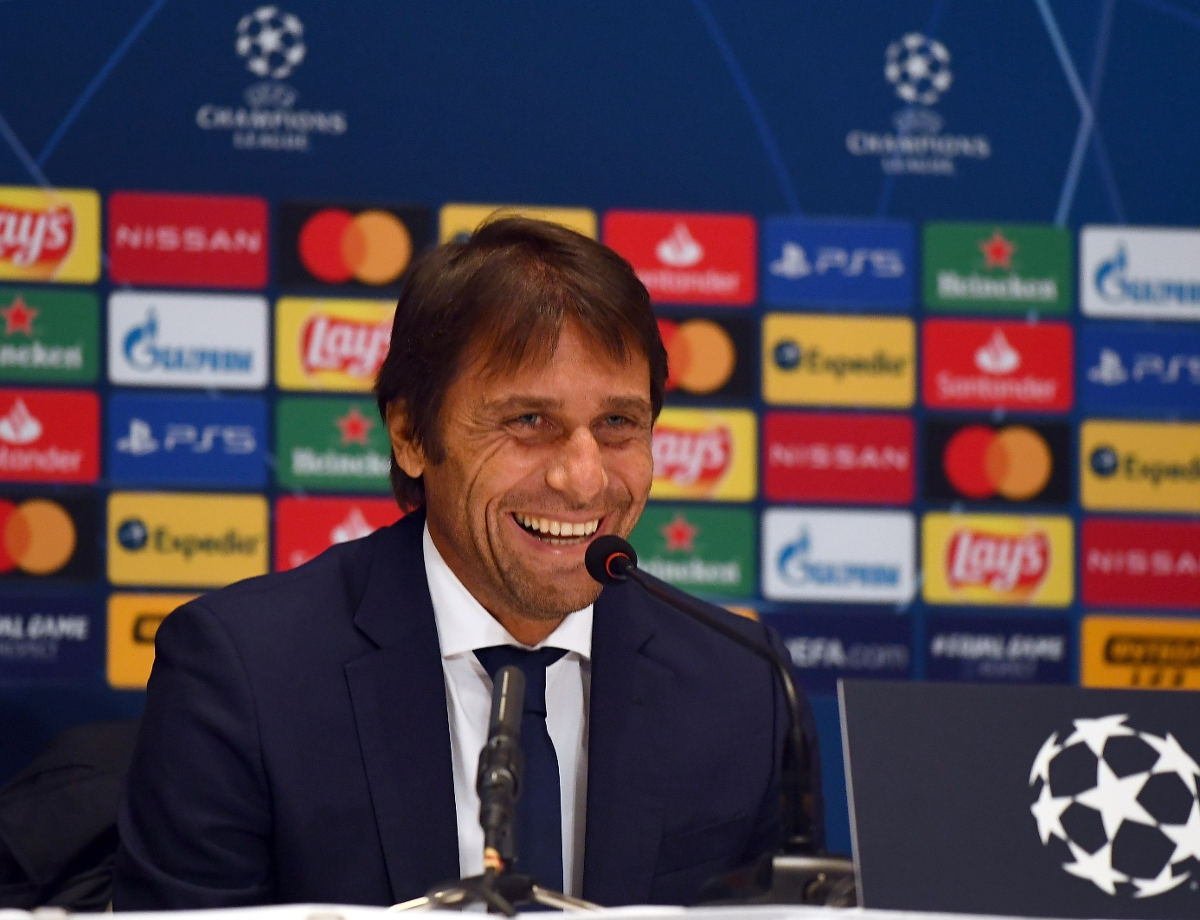 "Conte: ""Shakhtar are a strong side, but we have the qualities to do well"""