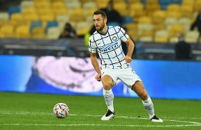 "de Vrij: ""Shakhtar never threatened, we were only missing a goal"""