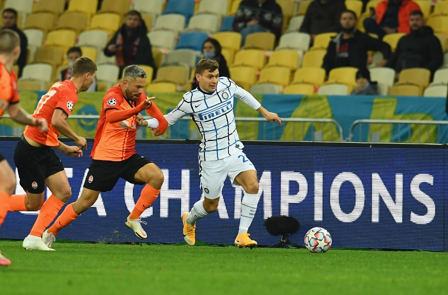 Woodwork and regrets: Inter play out a goalless stalemate against Shakhtar