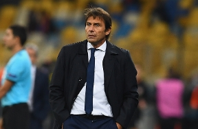 "Conte: ""I saw the right mentality and am feeling positive"""