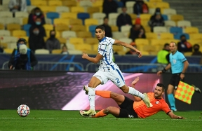 Shakhtar Donetsk 0-0 Inter, another draw for the Nerazzurri | PHOTOS