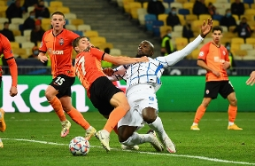 Shakhtar Donetsk 0-0 Inter, match review