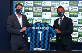 StarCasinò.sport becomes the Official Infotainment Partner of FC Internazionale Milano