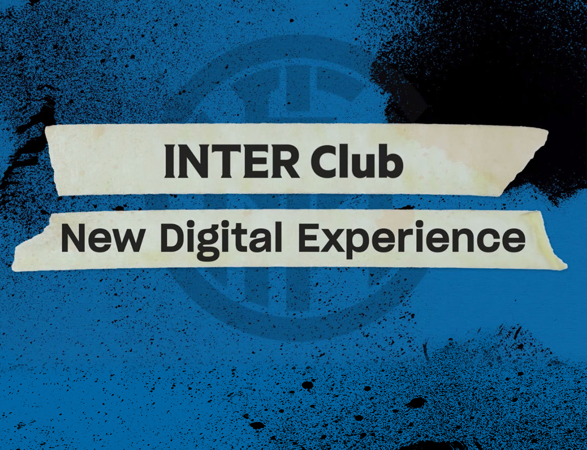 Inter Club New Digital Experience | VIDEO