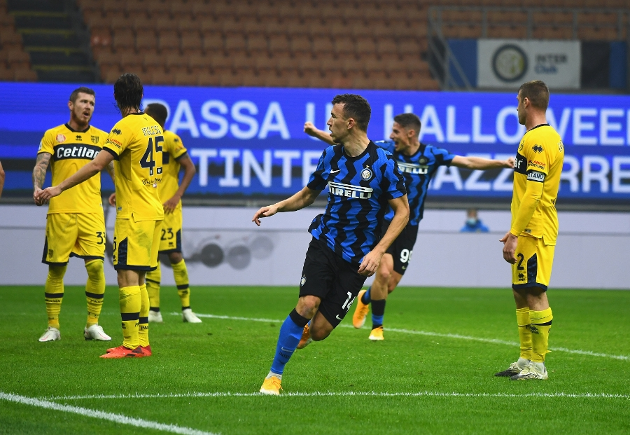 Inter 2-2 Parma | The photos from the draw at San Siro