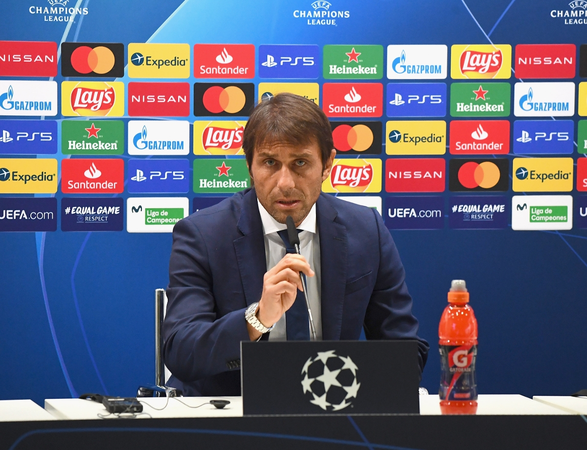 """Conte: """"We respect Real, but we're going there to impose our game"""""""