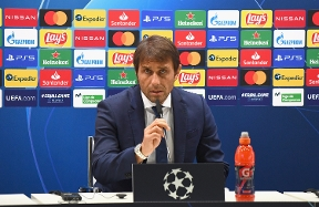 "Conte: ""We respect Real, but we're going there to impose our game"""