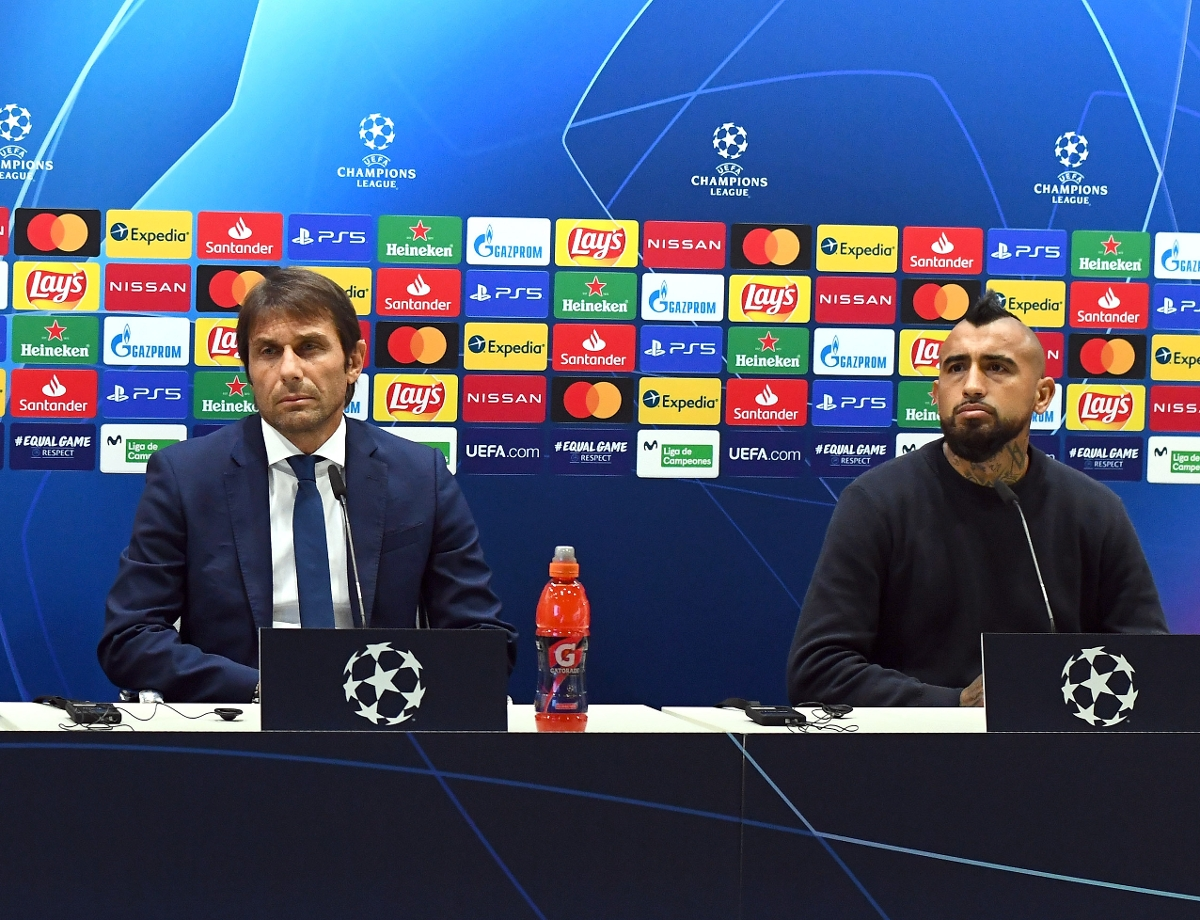 """Vidal: """"It'll be an intense match, we need to give everything"""""""