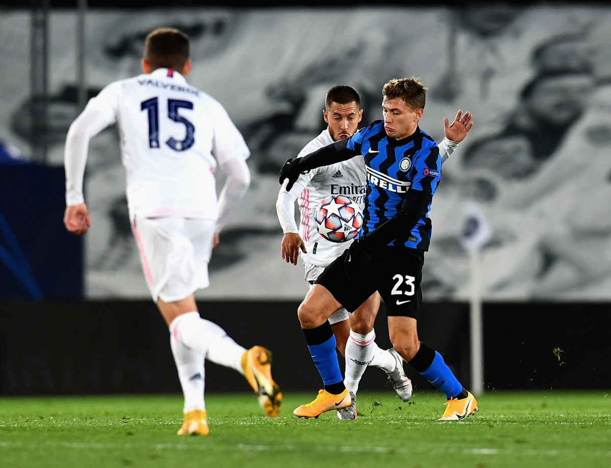 Real Madrid Vs Inter 3 2 Match Review News