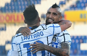 InterNationals, Lautaro and Vidal score with Argentina and Chile