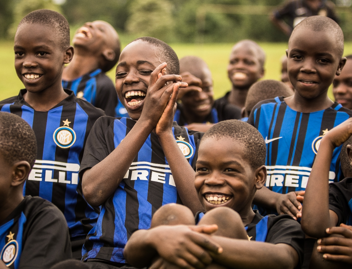 Inter Campus and the UEFA Foundation continue their involvement in Africa