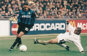 VIDEO | Baggio's magic in Inter vs. Real Madrid: all his moves