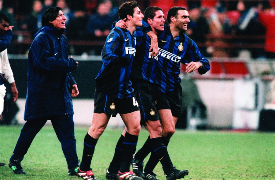 Inter 3-1 Real Madrid: 22 years ago, Baggio's brace