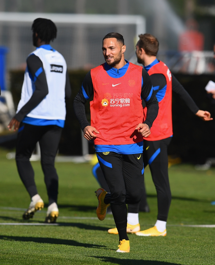 Inter vs. Torino, team training | PHOTOS