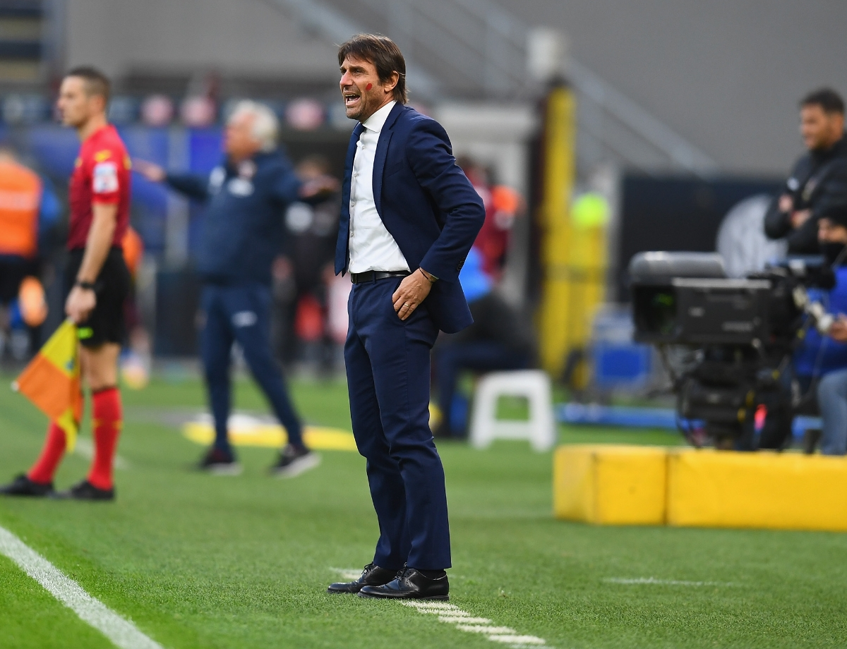 "Conte: ""Our approach wasn't the best, we need to always play with the same ferocity"""