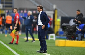 """Conte: """"Our approach wasn't the best, we need to always play with the same ferocity"""""""