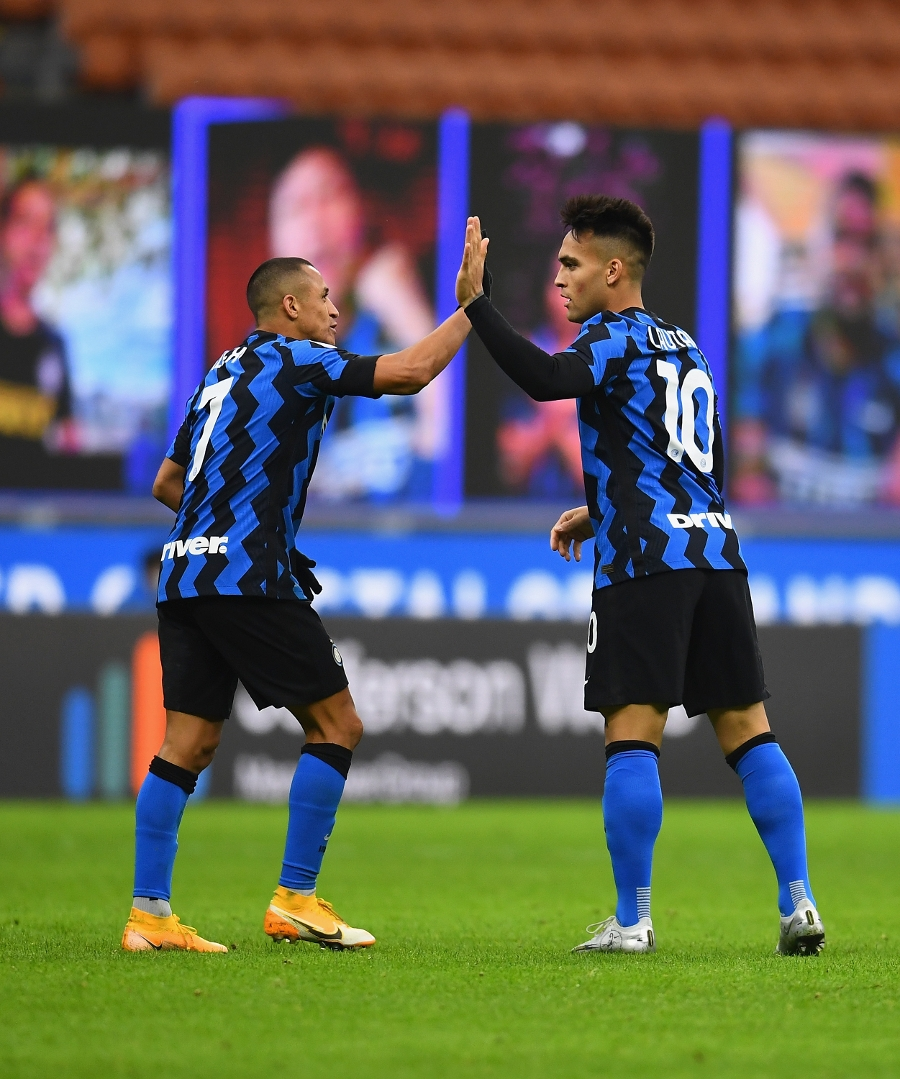 Inter 4-2 Torino, the match photos
