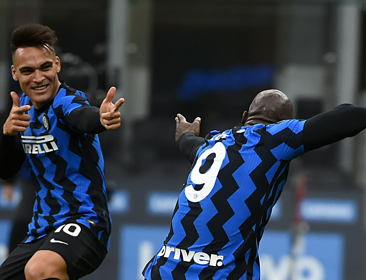 """Lautaro on his goal and special celebration: """"We won with desire and determination"""""""