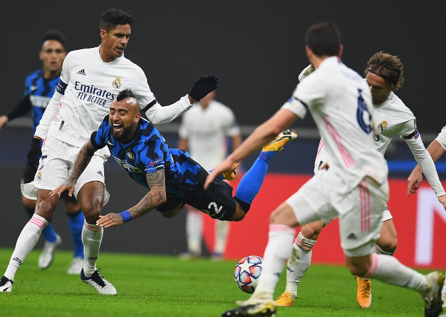 Inter 0-2 Real Madrid | Match photos