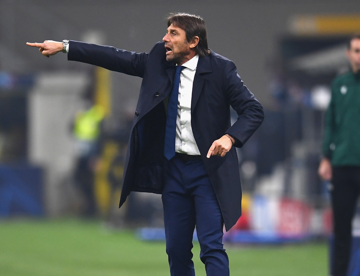 "Conte: ""An uphill struggle from the start, we still need to grow to reach  Real's level"" 
