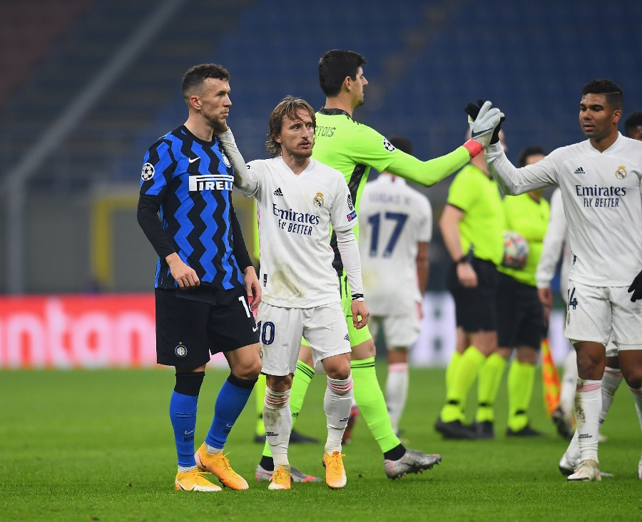 A hugely disappointing evening for Inter: Real Madrid win 2-0 at San Siro | News