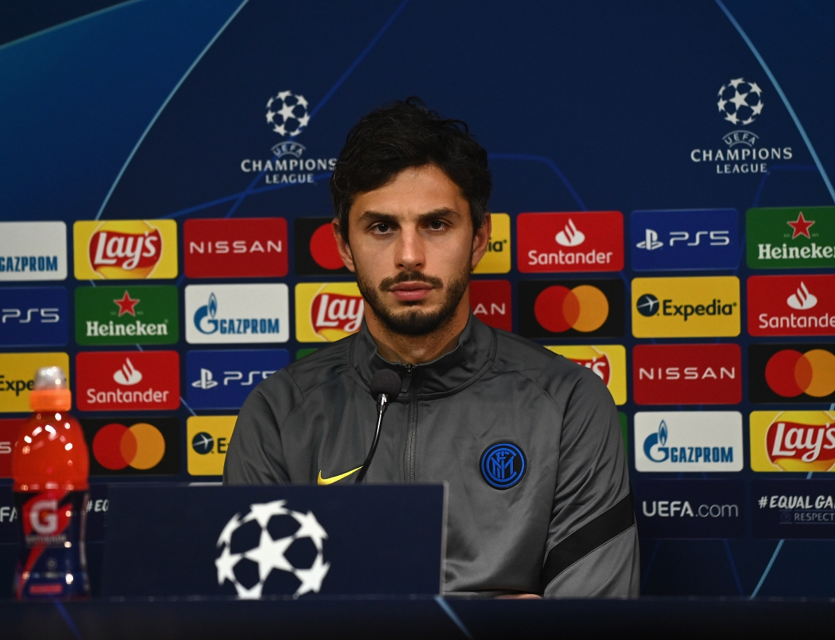 """Ranocchia: """"Only a win will do tomorrow"""""""
