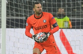 "Handanovic: ""There's no love without pain, winning was the important thing"""