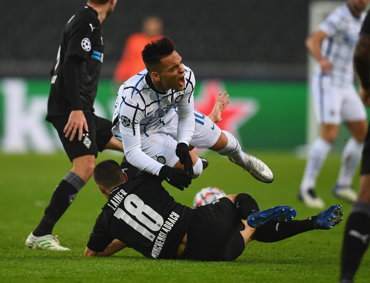 Match sounds | Borussia Mönchengladbach 2-3 Inter relived through our microphones